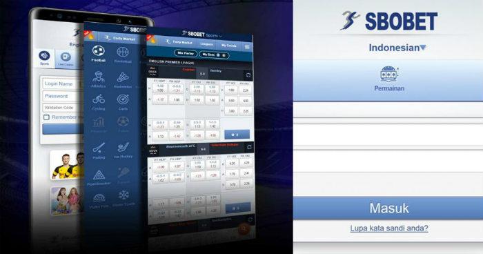 Aplikasi Sbobet Mobile Terbailk di Indonesia