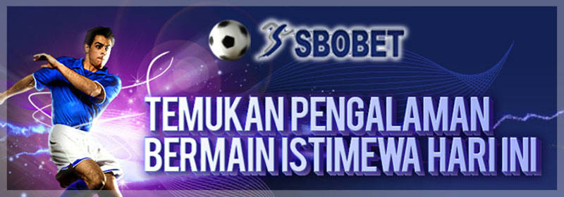 Produk judi online terbaik di situs agen resmi Sbobet